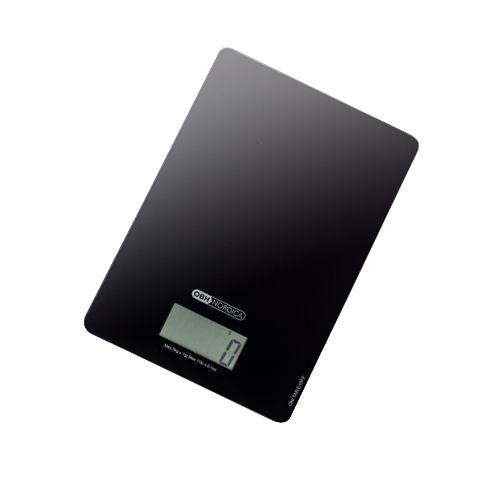 OBH Nordica - Attraction Kitchen Scale - Black (9807)