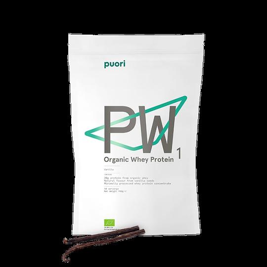 PW1 Wheyprotein Vanilj, 900 g
