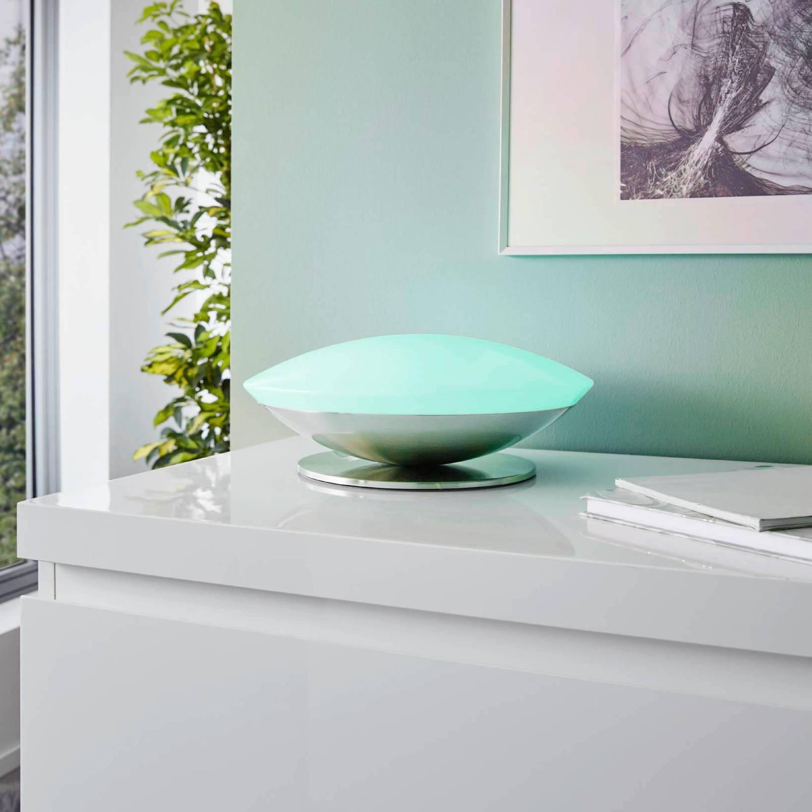 EGLO connect Frattina-C -LED-pöytävalaisin