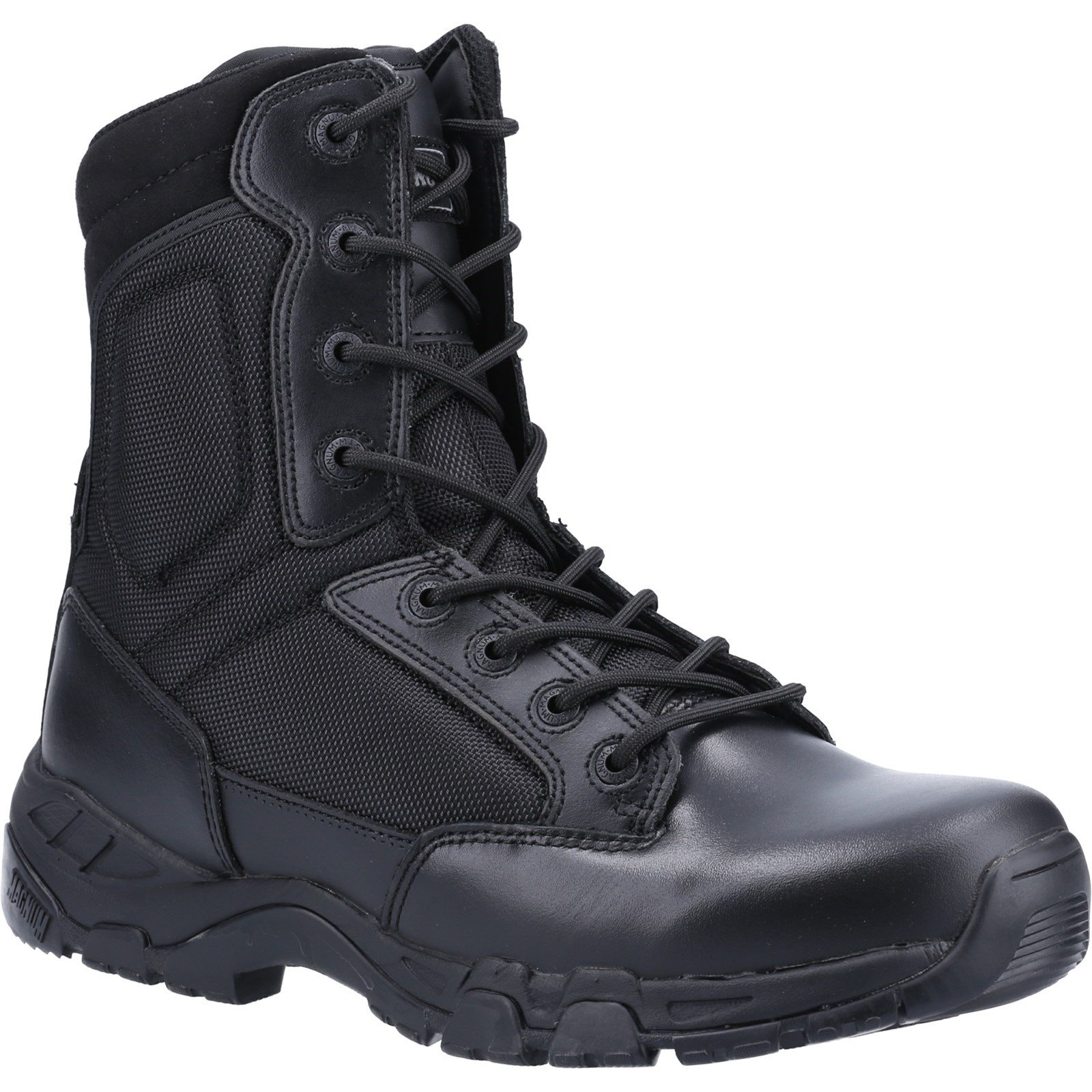 Magnum Unisex Viper Pro Plus Side-Zip Uniform Boot Black 33533 - Black 7