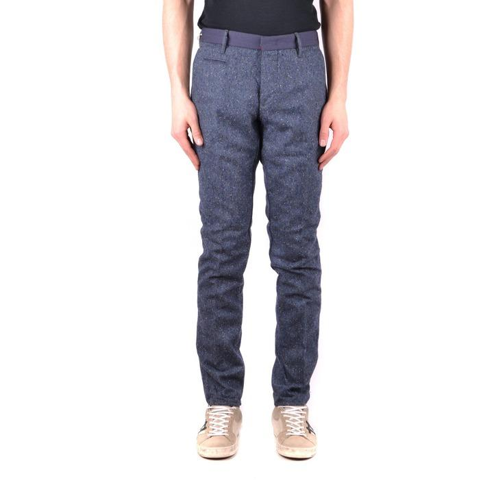 Incotex Men's Trouser Blue 162097 - blue 31