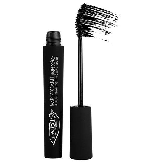 puroBIO Cosmetics Mascara Curving & Lengthening Black