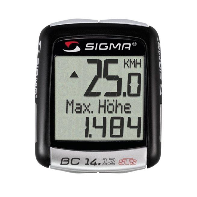 Sigma BC 14.16, Cykeldator