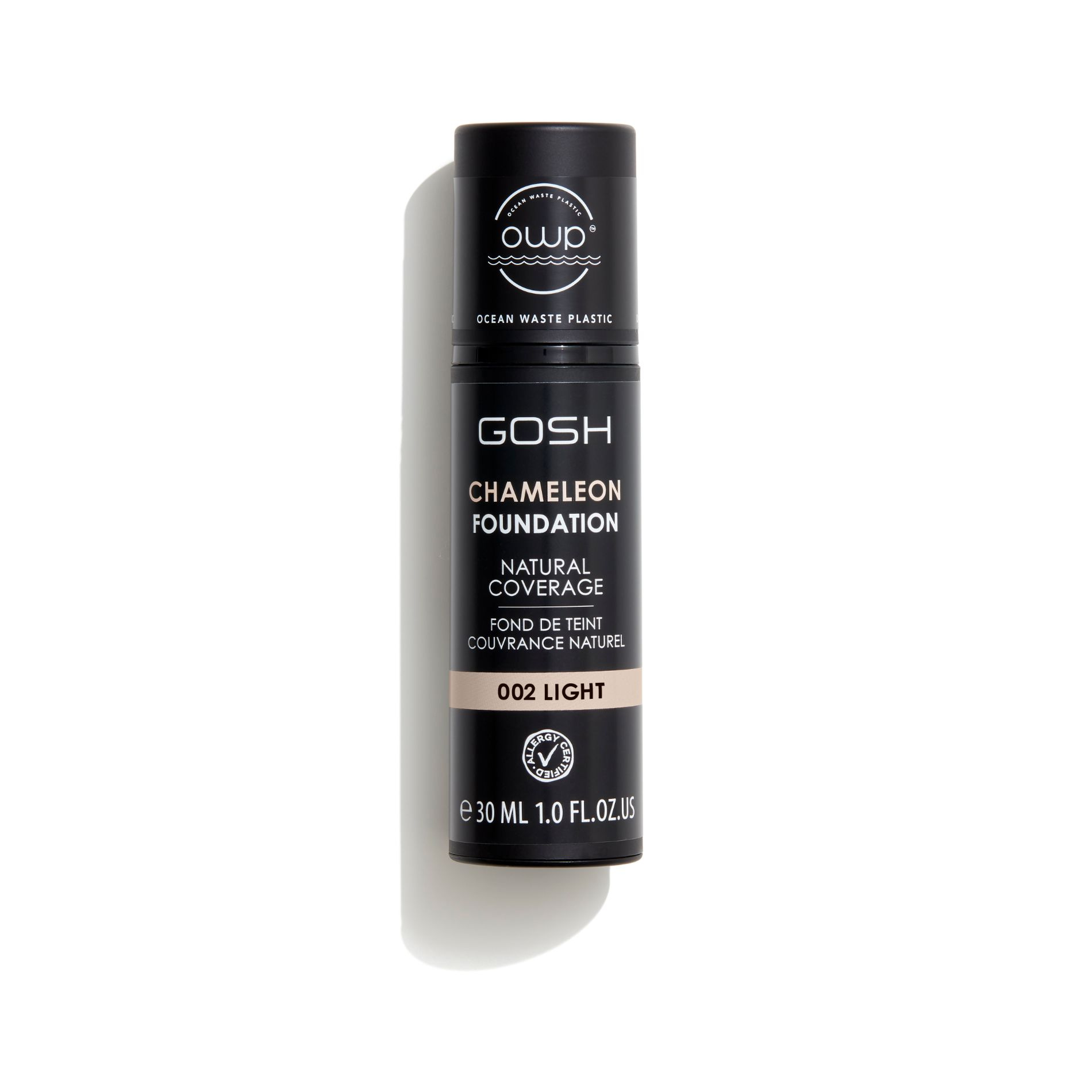 GOSH Copenhagen - Chameleon Foundation - 002 Light