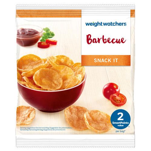 """Viktväktarna Chips """"Barbecue"""" 20g - 33% rabatt"""