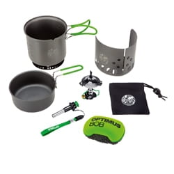 Optimus Electra FE Cook System