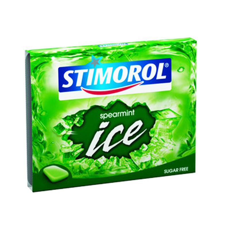 "Tuggummi ""Spearmint Ice"" 17,2g - 44% rabatt"