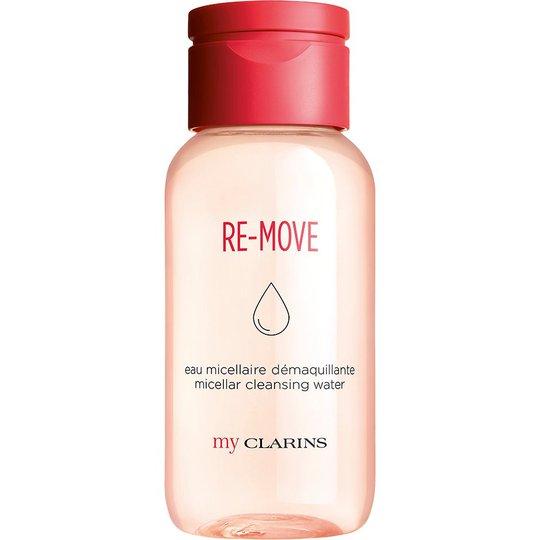 Re-Move Micellar Cleansing Water, 200 ml My Clarins Ihonpuhdistus