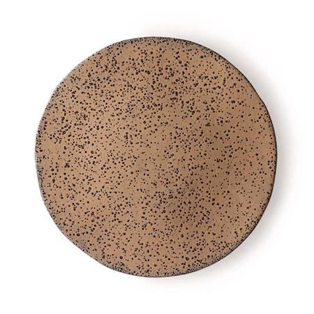 Gradient Ceramics Tallrik Taupe 2 st