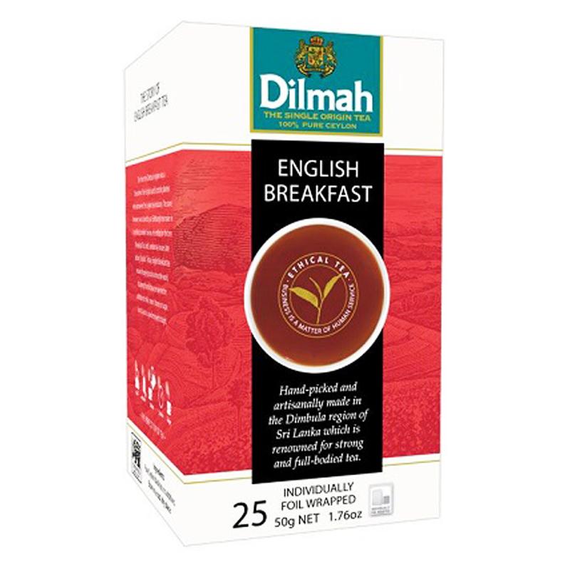 """Te """"English Breakfast"""" 25-pack - 51% rabatt"""