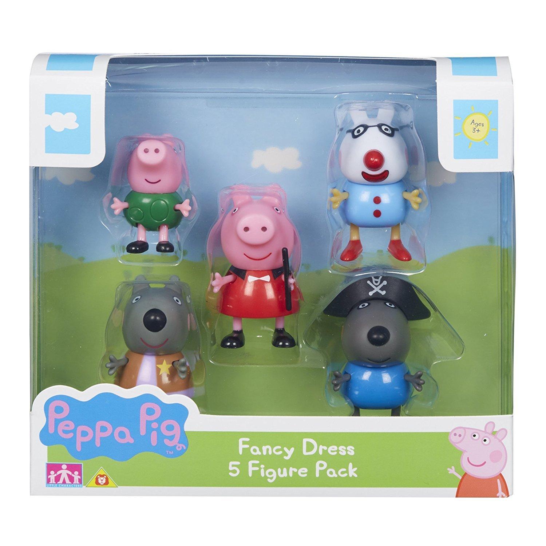 Peppa Pig - 5 figure Pack (905-0667)