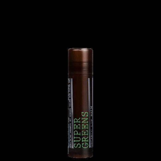 Organic Lip Balm - Supergreens, 4 g