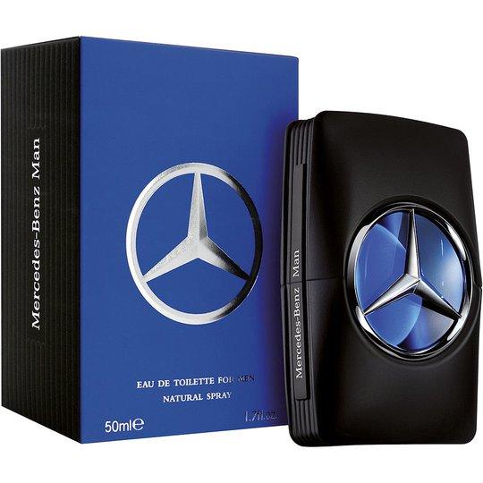 Man, 50 ml Mercedes-Benz Miesten hajuvedet