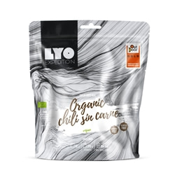 Lyofood Organic Chili Sin Carne 370 G