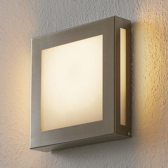 Aqua Legendo Mini -LED-ulkovalo, anturi, r. teräs