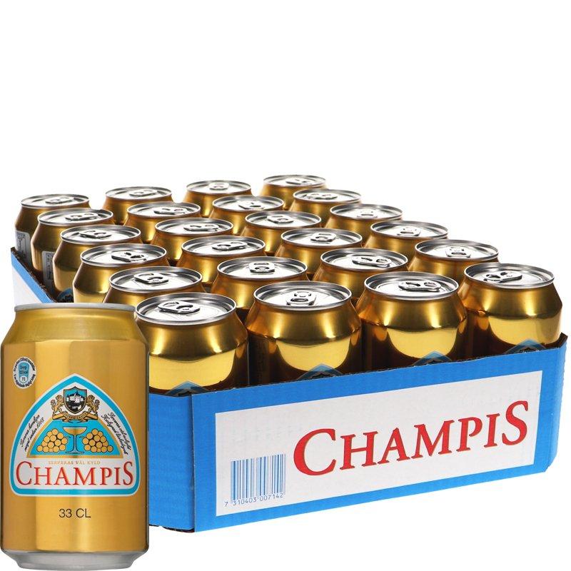 Champis 24-pack - 38% rabatt