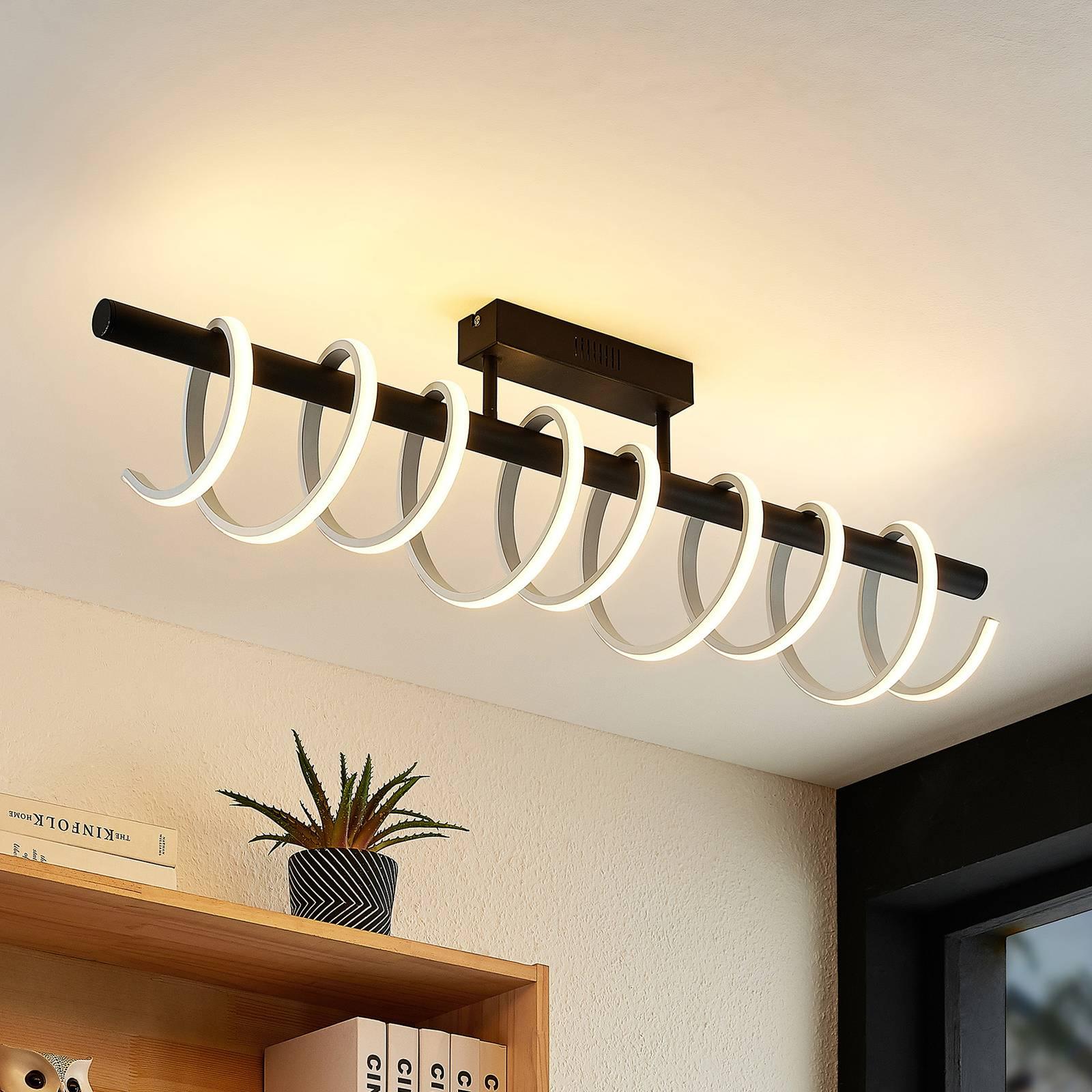 Lucande Kimri -LED-kattovalaisin