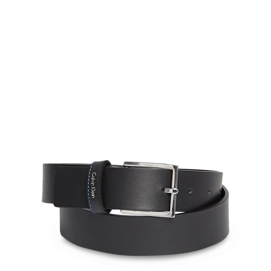 Calvin Klein Men's Belt Black K50K502404 - black 90