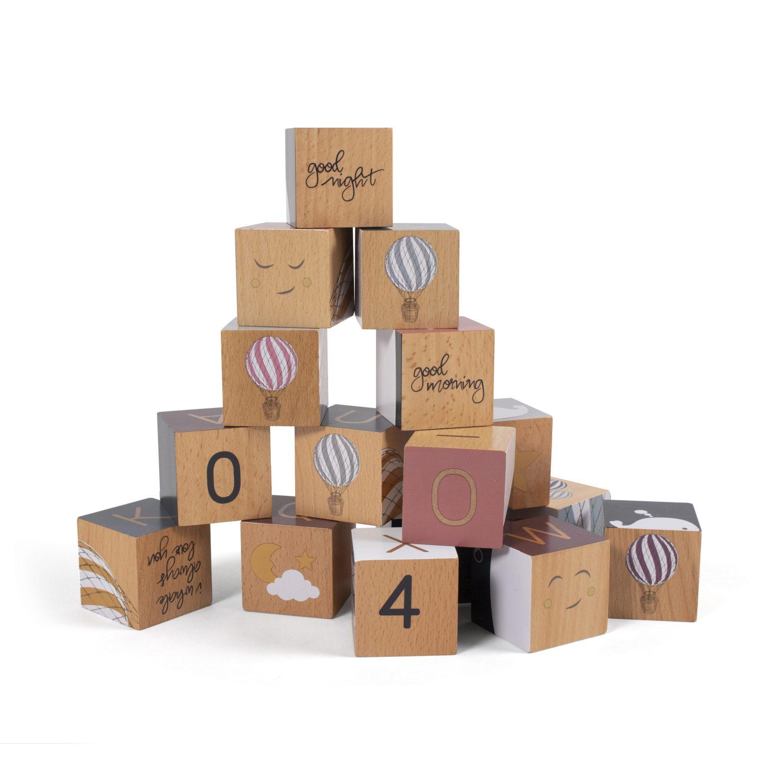 Filibabba - Wooden Blocks (2245)