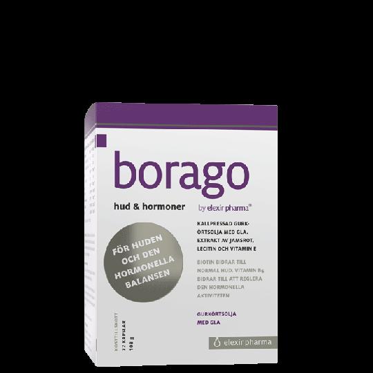 Borago Jamsjuuri EKO, 1065mg, 72 kpl