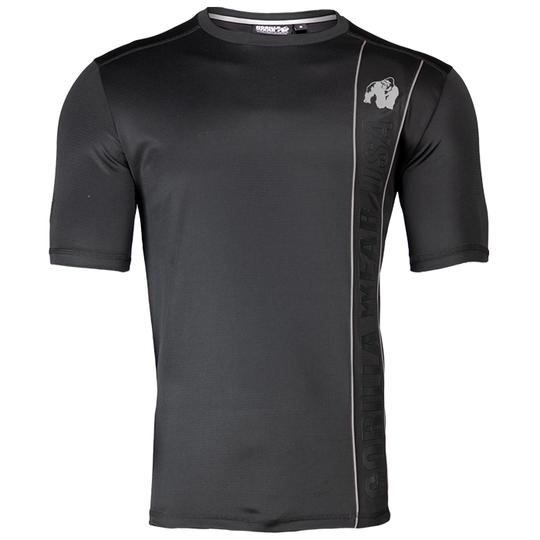 Branson T-Shirt, Black/Grey