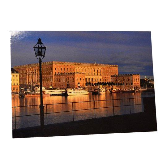 """Kort Dubbelt """"Stockholm Slottet"""" - 97% rabatt"""