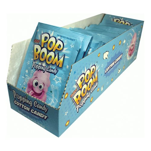Pop Boom Cotton Candy - 1-pack
