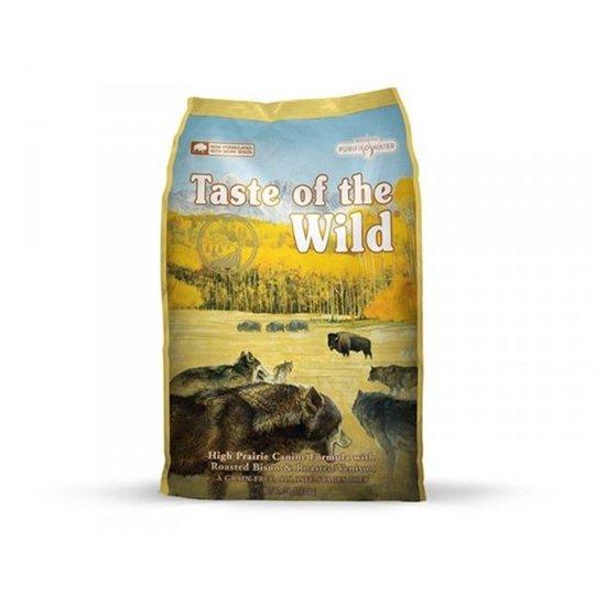 Taste of the Wild High Prairie, Bison (12,2 kg)