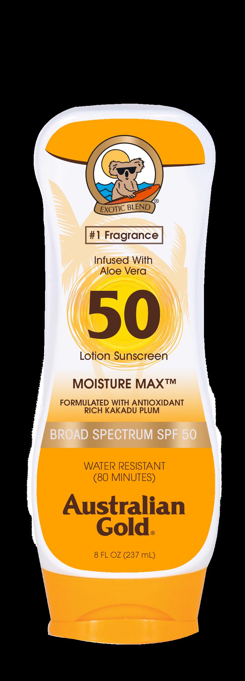 Australian Gold - Sunscreen Lotion SPF 50 237 ml