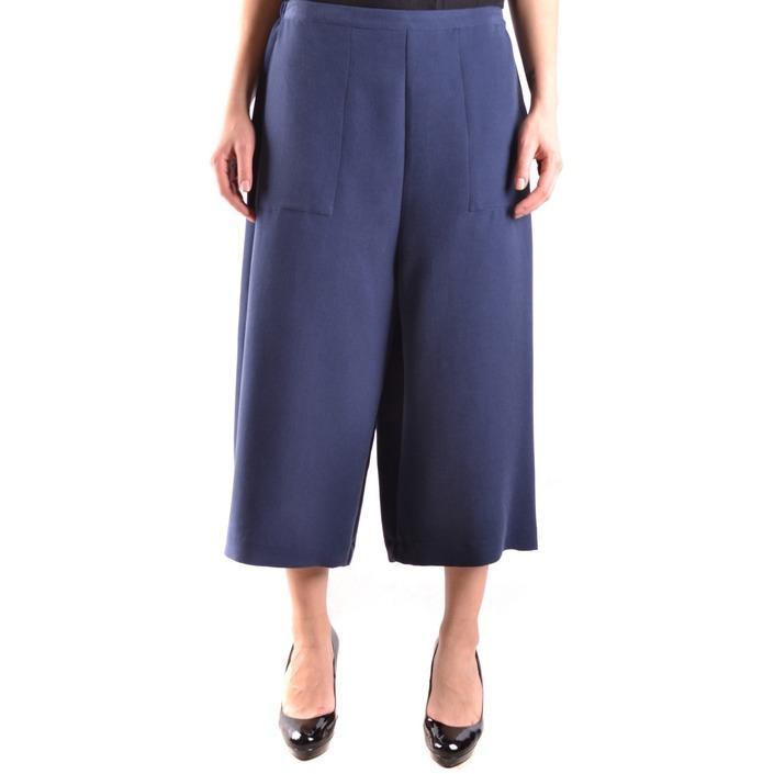 Armani Jeans Women's Trouser Blue 160814 - blue 44