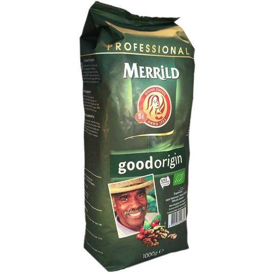Espressobönor Merrild EKO - 77% rabatt