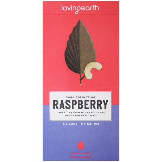 Eko Choklad Raspberry & Cashews - 69% rabatt