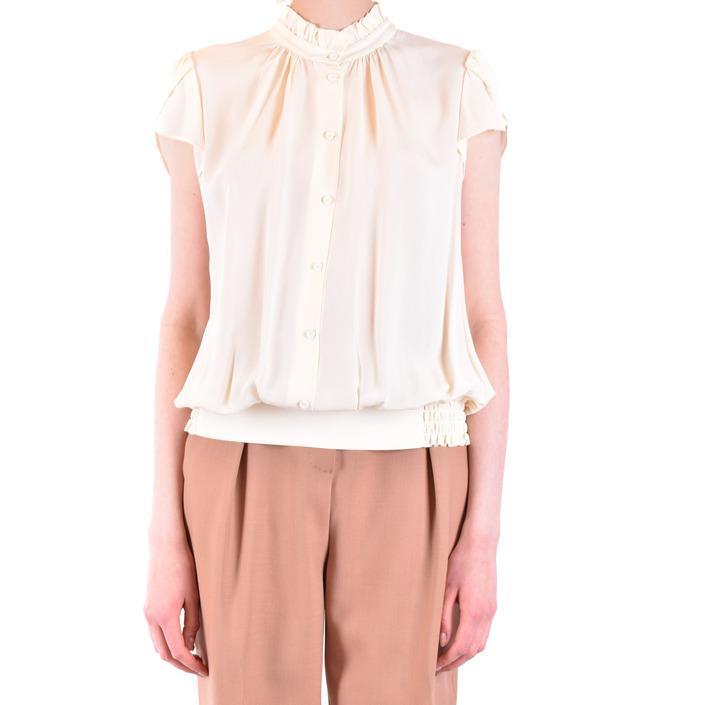 Pinko Women's Shirt White 213686 - white 44