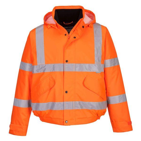 Portwest S463 Jacka Hi-Vis orange XS
