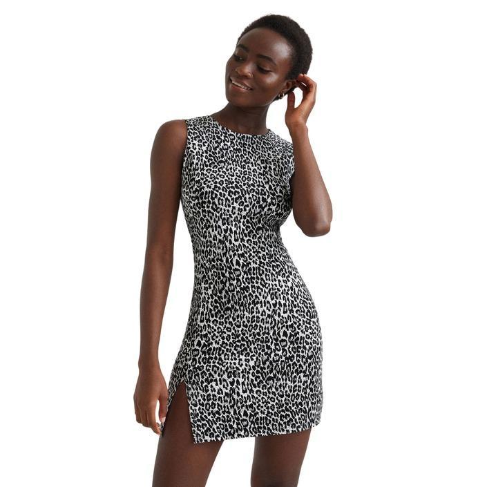 Desigual Women's Dress Black 319877 - black XL