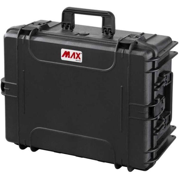 MAX cases MAX540H245 Oppbevaringsveske vanntett, 53,38 liter tom