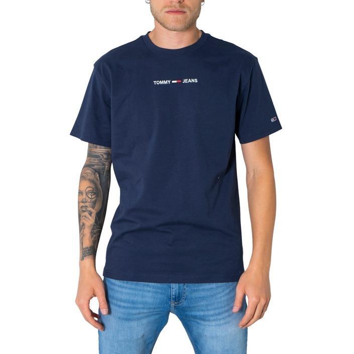 Tommy Hilfiger Jeans Men's T-Shirt Various Colours 299523 - blue S