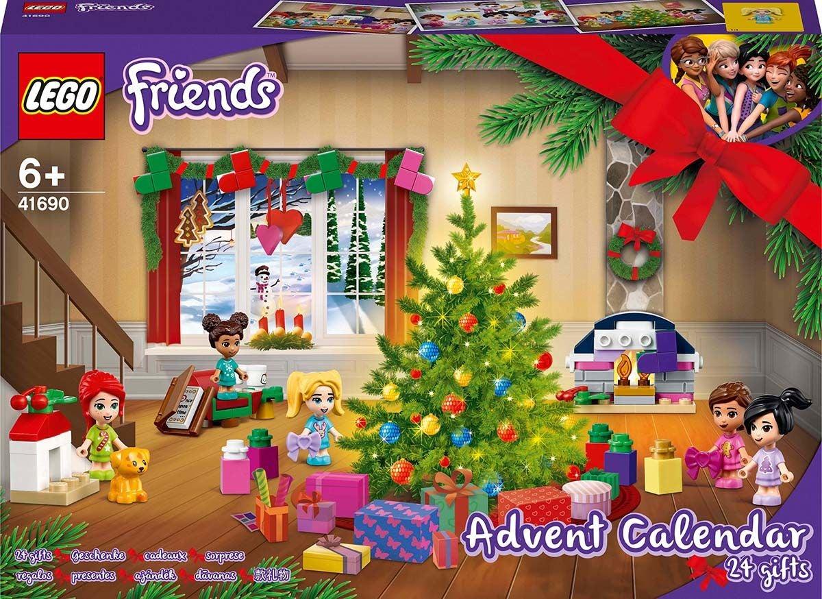 LEGO Friends 41690 Joulukalenteri 2021