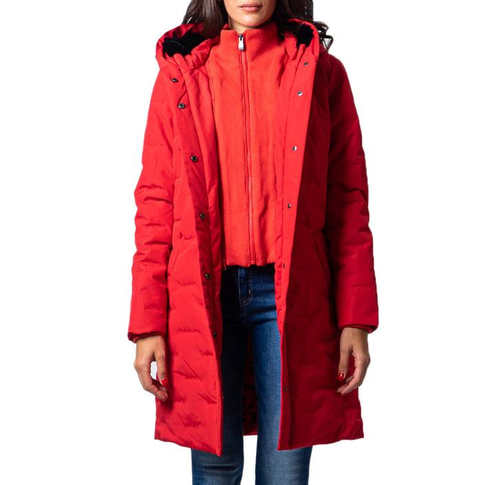 Desigual Women's Jacket Red 187408 - red M