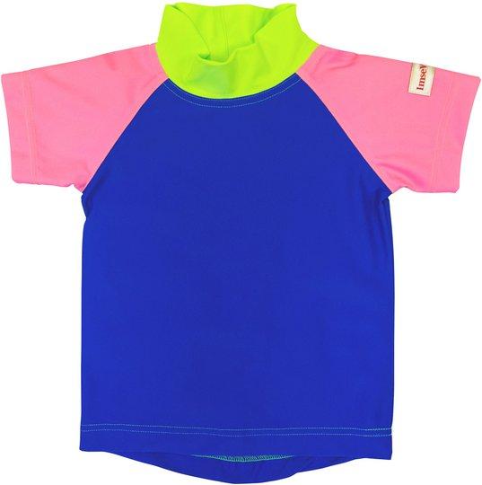 ImseVimse UV Trøye, Pink/Blue/Green 98-104