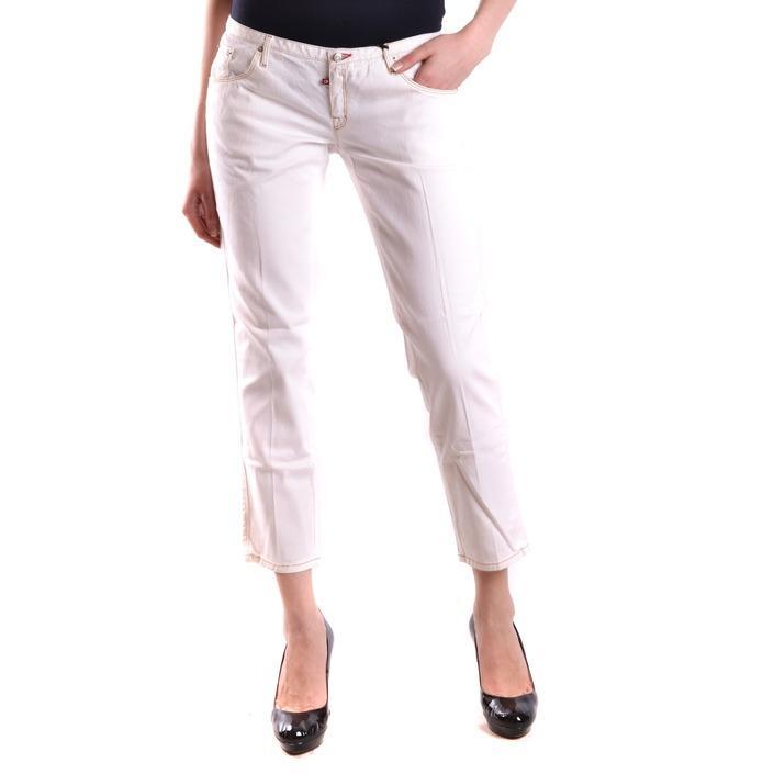 Dsquared Women's Jeans White 168784 - white 44