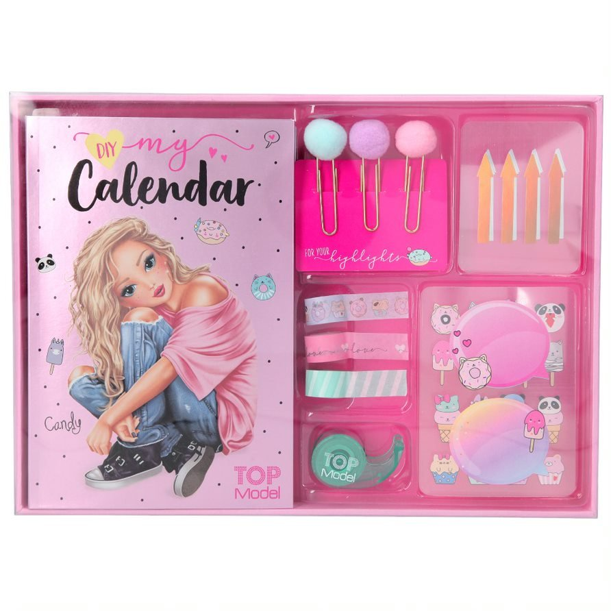 Top Model - Create your Bullet Journal - Candy Cake (411139)