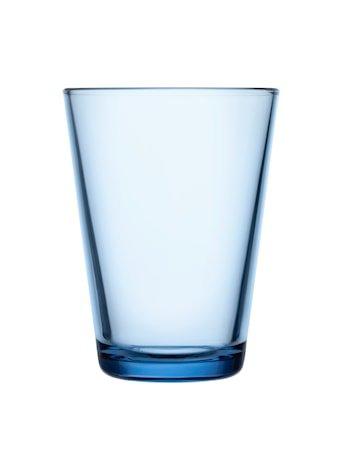 Kartio Glass Aqua 40 cl 2 stk.