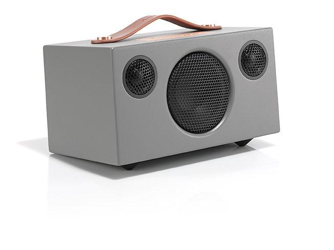 AUDIO PRO ADDON T3+ Portable Wireless Bluetooth Speaker - Storm Grey