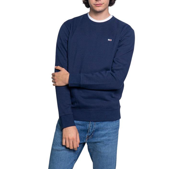 Tommy Hilfiger Jeans Men's Sweatshirt Blue 189176 - blue XS