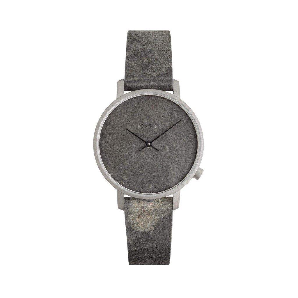 Komono Unisex Watch Grey W4100 - grey NOSIZE