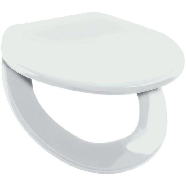Arrow Opal Deluxe WC-sete hvit, softclose