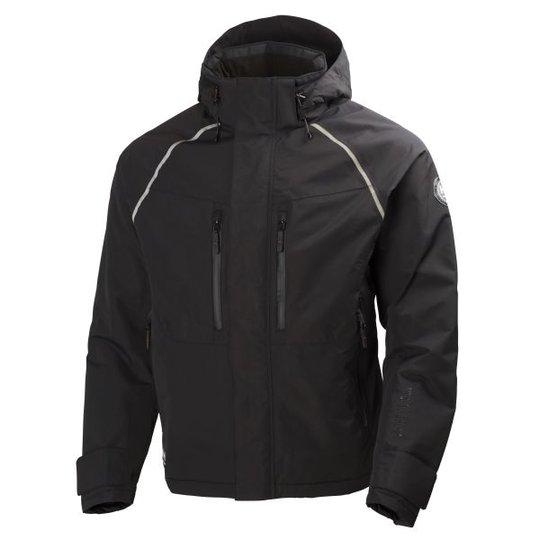 Helly Hansen Workwear Helly Tech Arctic Takki musta, veden- ja tuulenpitävä XS