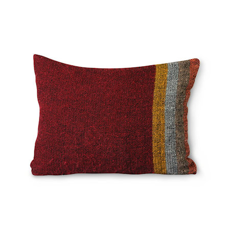 DORIS for HKLIVING: Fluffig Kudde Colourful 30x40