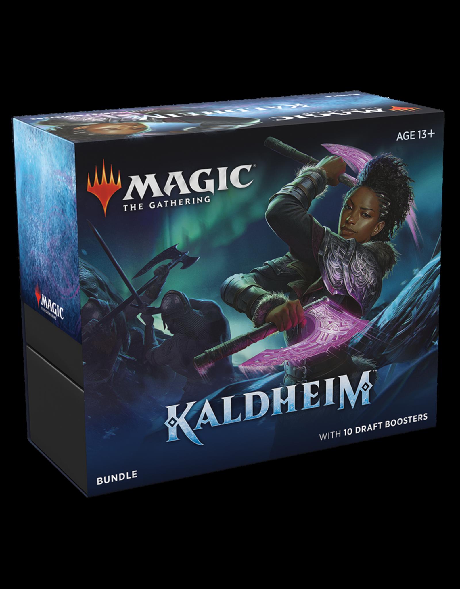 Magic the Gathering - Kaldheim Bundle (MAGC7607)